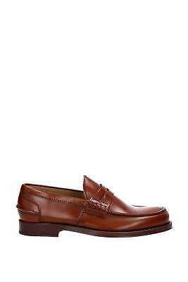 Loafers Green George Men -  (7053POLISHED96)