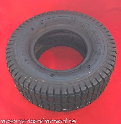 COMMERCIAL GRADE LAWN MOWER TYRE  15 x 6.00 x 6  4 PLY TURF SAVER PATTERN