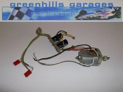 Greenhills Scalextric Jaguar XJ8  Lighting Loom/Engine/Brake Lights Used P2392