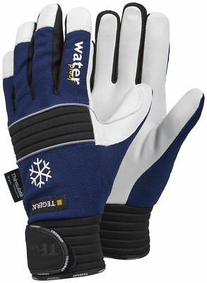 TEGERA 297 3M Thinsulate Warm Winter Lined Thermal Waterproof Leather Gloves