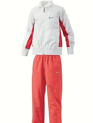 Nike Girls Tracksuite  Size Xl Girl Age 13 - 15