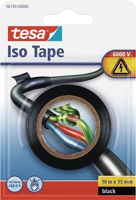 Isolierband Tesa ISOLIERB. 10M/15MM S SB 5619303