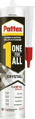 """""""One For All Crystal"""" Pattex 290 Pxfcr"""