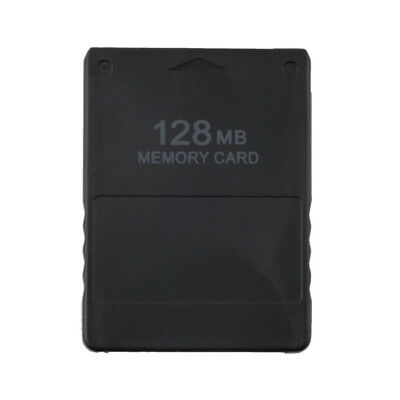 New 128MB Memory Card Save Game Data Stick Module for Sony Playstation 2 PS2 UK