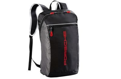 New Genuine Porsche Racing Collection Backpack Back Pack WAP 035 450 0H