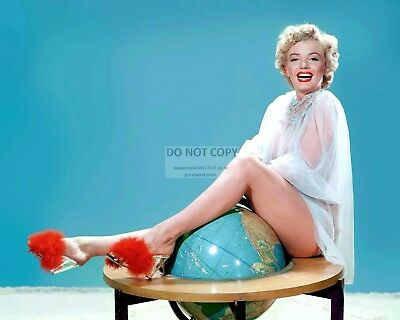"Marilyn Monroe In The Film ""We're Not Married""- 8X10 Publicity Photo (Fb-170)"
