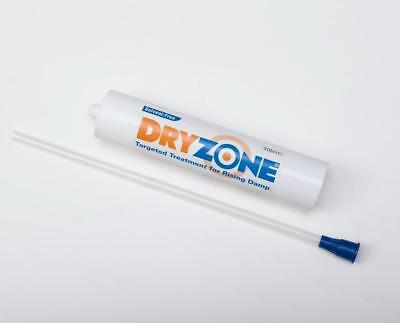 Dryzone Damp Proofing Cream 1 x 310ml Tubes For Treating Rising Damp dpc cream