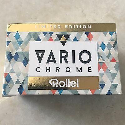 Rollei VARIO CHROME 35mm 135-36 Color Slide Film.  Ships from the USA!