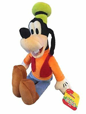 Mickey Mouse ClubHouse Bean Plush - Goofy