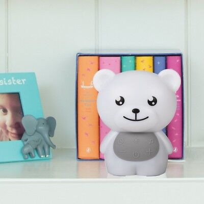 Project Nursery Sound Machine with Nightlight (Bear)Top Quality Sleep White nois
