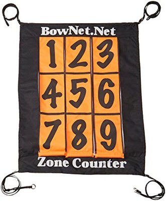 Portable Pitching Screen Bow Net Baseball Hitting Training Counter Zone Practice
