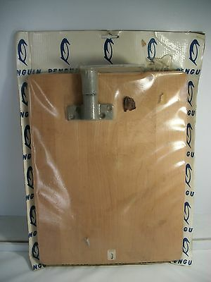 Vintage Wooden Bait Board by Penguin 14 x 11 New with mounting brackets & screws