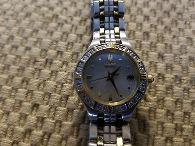 Used Womans Citizen Eco-Drive Watch