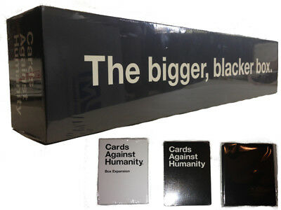Cards Against Humanity: The Bigger Blacker Box New