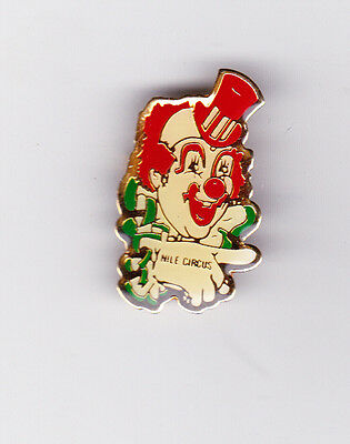 Shriners Nile Circus Clasp Pin