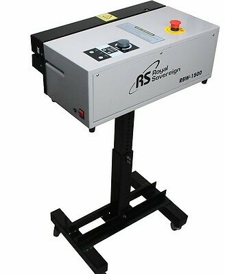 Royal Sovereign Banner Welder Machine