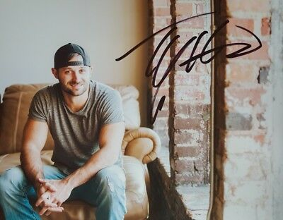 Tyler Hammond Hand Signed 8x10 Autographed Photo w COA
