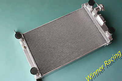 "2X1"" T=2¼"" Aluminum Radiator Ford Street/hot Rod W/flathead V8 Manual 1937-1939"