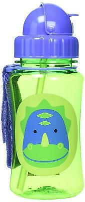Skip Hop Zoo Straw Bottle Dino