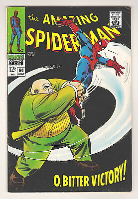 Amazing Spider-Man #60 - Marvel (May 1968) - 4.0 Vg Condition