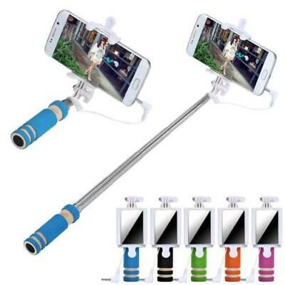 Extendable Handheld Self Pole Tripod Monopod Selfie Stick For iPhone Samsung IOS