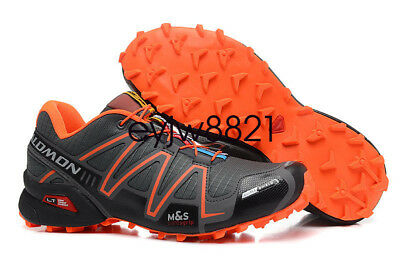 Running Men's Shoes Athletic Outdoor Sport Trainer Sneakers Lace Up TIME TO PLAY