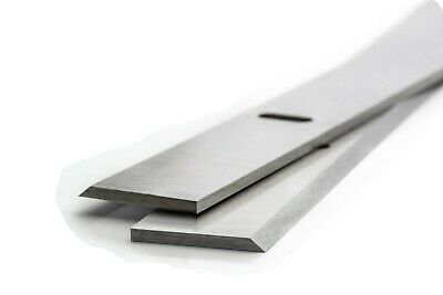 5 Pair 210 x 16.5 x 1.5mm HSS Thickness Planer Blades For ERBAUER 052 BTE & PB02