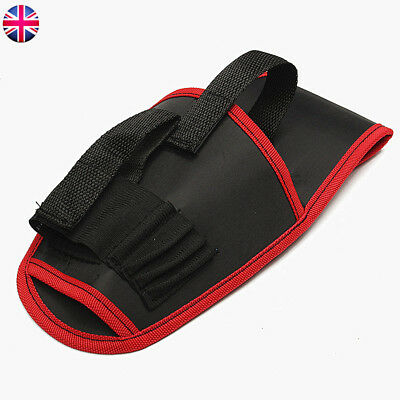 Heavy Duty Waterproof Drill Holster Storage Holder Pouch Belt Cordless Tool Bag