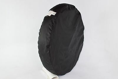 """MOTORCYCLE BIKE Spare Wheel Protective Cover Tyre Tire Storage Bag 13'' 14"""""""