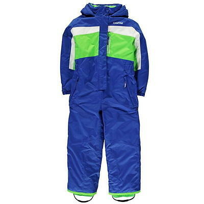 New Toddler Kid Boy Girl Campri Snow Ski Suit Jacket 2-10 years old