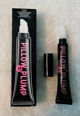 Soap and Glory~ Sexy Mother Pucker PILLOW PLUMP XXL lipgloss Clear-NEW