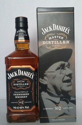 Jack Daniels Master Distiller Series No. 2 Tennessee Whiskey 43% 0,7l