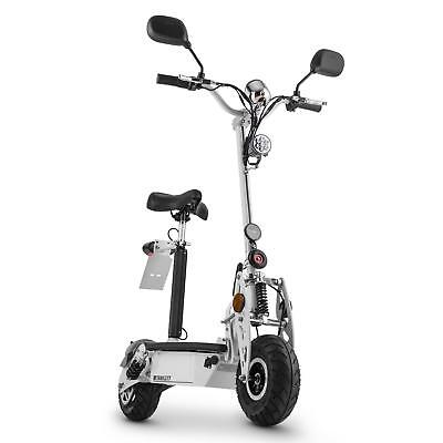 elektro scooter 1000 watt escooter roller 36v 1000w. Black Bedroom Furniture Sets. Home Design Ideas