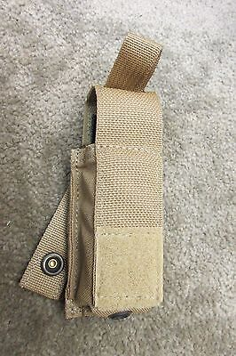 USMC - Two (2) EAGLE INDUSTRIES 9MM MAG POUCH MOLLE MARSOC USMC