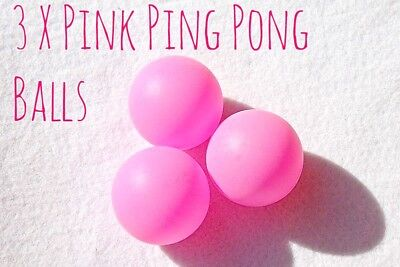 Drinking Game Prosecco Pink Ping Pong Balls Champagne Hen Party Bridal Shower