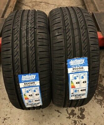 2 X 215 55 17 Hifly 215/55R17 98W Xl Brand New Tyres Amazing Ratings