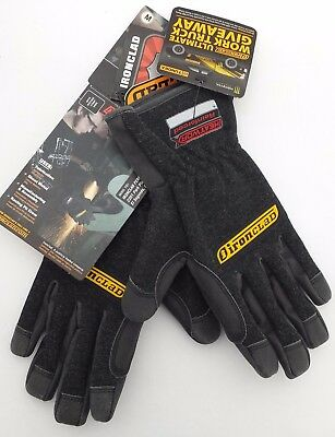 IronClad Gloves by Heatworx Reinforced: Variation Sizes