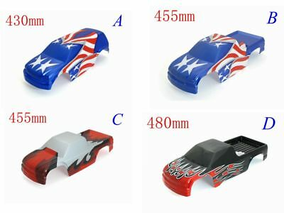 1/8 truck truggy monster body for HPI racing savage ss / savage x/ T-MAXX/E-MAXX