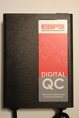 ESP D5131NT Digital QC 120V/15A Power Line Filter NEW