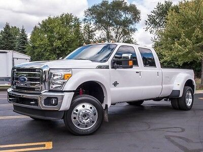 2016 Ford F-450  2016 Ford F-450 Super Duty Lariat Crew Cab Pick-Up Truck $72k+MSRP+UPGRADES! WOW