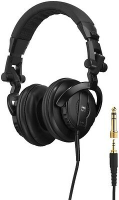 IMG Stage Line MD-6000 DJ Stereo headphones Monacor 030045
