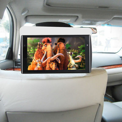 "11.6"" MP5 Player Car Headrest  LCD TFT HDMI Monitor Rear-Seat Media System New"