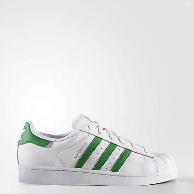New adidas Originals Superstar Shoes BY3722 Women's White Sneakers