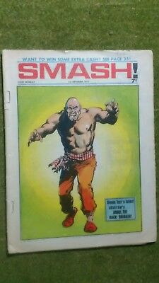 Comic. Smash 5 September 1970.