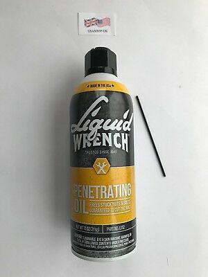 Liquid Wrench USA penetrating oil @ £10.50 *SPECIAL