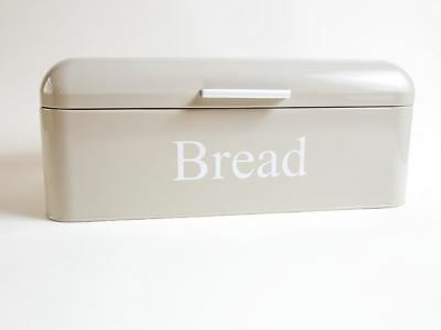 Bread bin with Hinged Lid by Dill and Mint