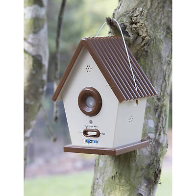 Bark Control Birdhouse Anti Barking Device Ultrasonic Outdoor Indoor Dog Stop S