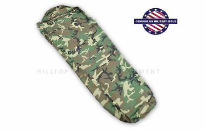 ECWS M-81 Woodland Bivy Cover  -- US Military Isratex