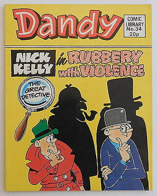 DANDY COMIC LIBRARY #34 - Nick Kelly