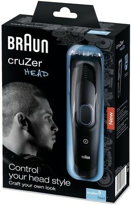 Braun Hair Clipper Men Rechargeable Trimmer Cut Machine Waterproof Battery Groom